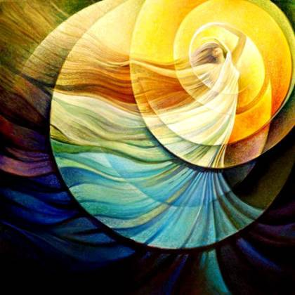 The healing process of change and transformation