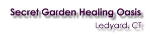 Secret Garden Healing Oasis | Reiki